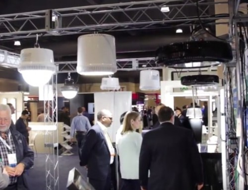 Sigma Luminous Lighting Mankind's Built Environment at Light Fair 2017